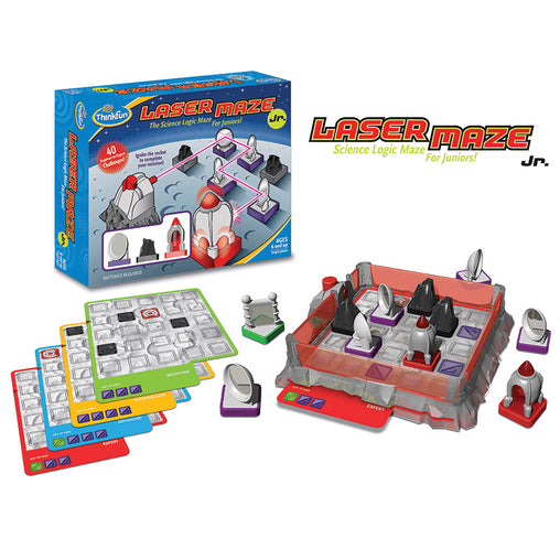 Thinkfun Game Laser Maze Junior