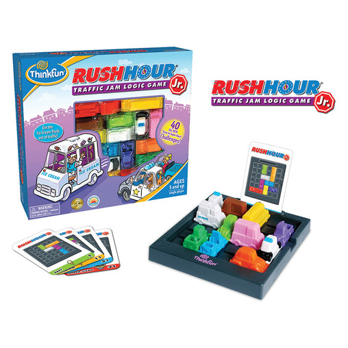 Thinkfun Game Rush Hour Junior