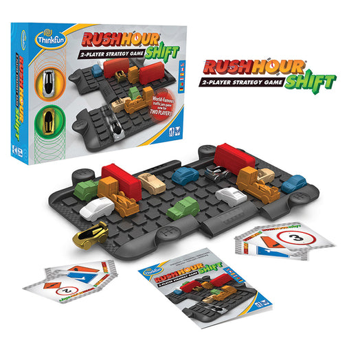 Thinkfun Game Rush Hour Shift