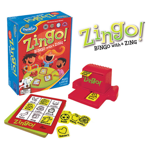 Thinkfun Game Zingo (like Bingo)