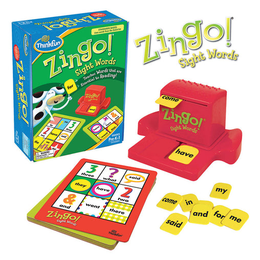 Thinkfun Game Zingo Sightwords