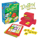Game Zingo Sightwords