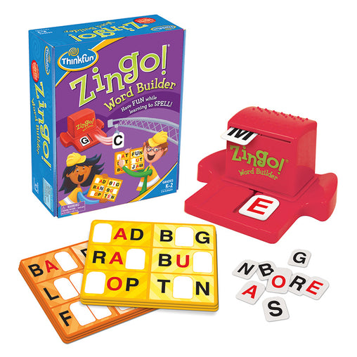 Thinkfun Game Zingo Word Builder