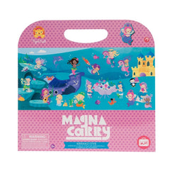 Tiger Tribe Magna Carry Mermaid Cove Front Cover