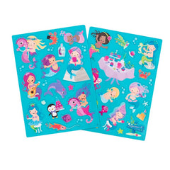 Tiger Tribe Magna Carry Mermaid Cove Magnet Sheets