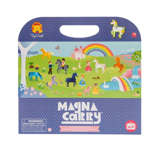 Tiger Tribe Magna Carry Unicorn Kingdom Front Cover