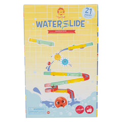 Tiger Tribe Waterslide Marble Run Front Cover