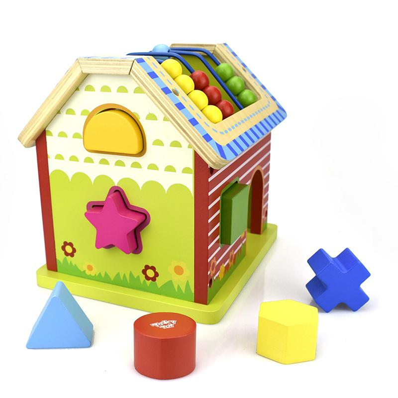 Tooky Toy Activity House