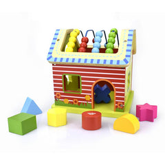 Tooky Toy Activity House Pieces