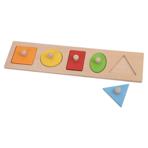 Tooky Toy Geometry Puzzle