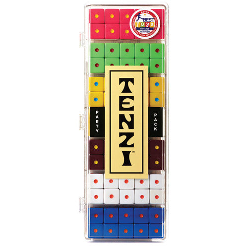 Carma Games Tenzi Dice Game Party Pack