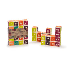 Uncle Goose Periodic Table Blocks 2