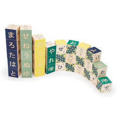 Uncle Goose Chinese Wooden Alphabet Blocks 2