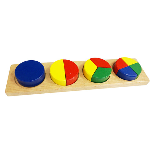 Viga Fractions Maths Blocks