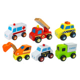 Car and Truck Vehicles 6 Pack