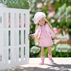 Kathe Kruse Kruselings Vera Doll Casual Set Gate
