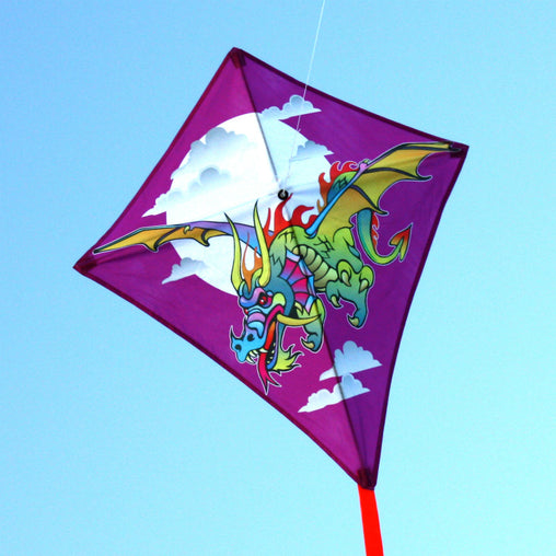 Windspeed Kites Dragon Diamond Kite