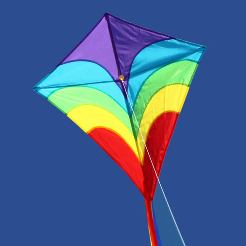Windspeed Kites Waves Diamond Kite
