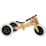 3 in 1 Wooden Bike Original