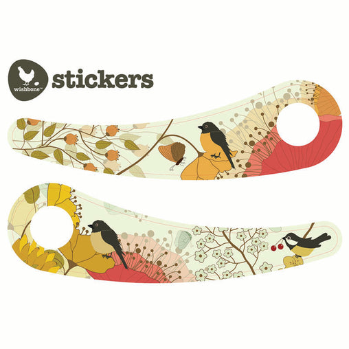 Wishbone Stickers Nature