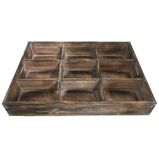 Papoose Sorting Tray 9 Holes Large