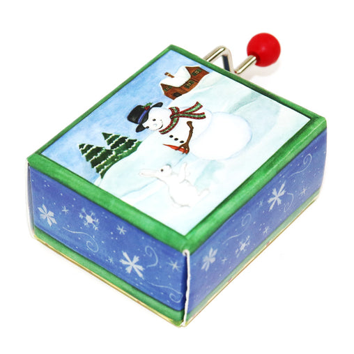 Mini Music Box Christmas - We Wish You a Merry Xmas