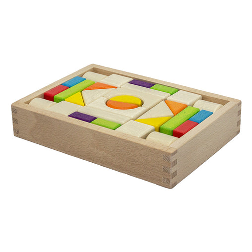 Artiwood Wooden Block Tray 30 Piece