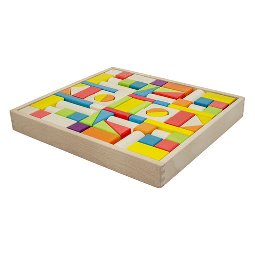 Artiwood Wooden Block Tray 74 Piece