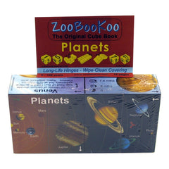 Zoobookoo Cube Book Planets Packaging