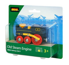 Brio Old Steam Engine Packaging