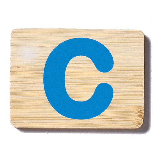 EverEarth Name Train Letter - C Capital