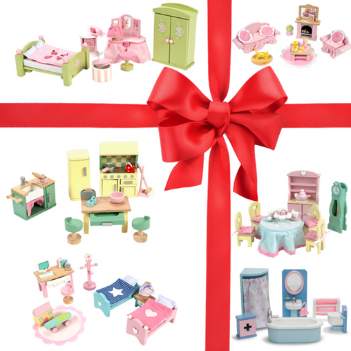 Le Toy Van Daisy Lane Furniture bundle
