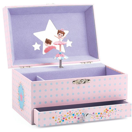 Djeco - Musical Jewellery Box Ballerina