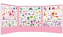 Djeco - 1000 Stickers Just for Girls 1