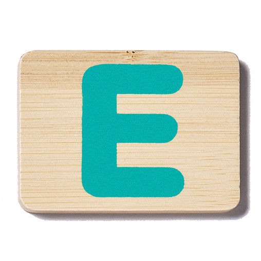 EverEarth Name Train Letter - E Capital