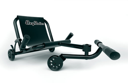 EzyRoller Billy Cart Ride-On Black 5