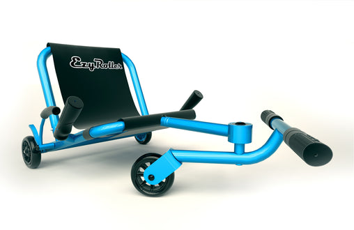 Ezyroller - Billy Cart Ride-On Classic Blue