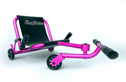 EzyRoller Billy Cart Ride-On Pink 5