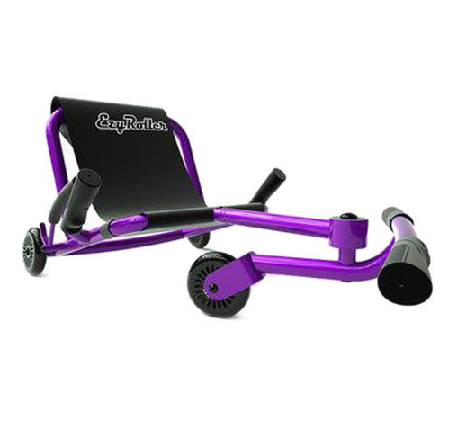 EzyRoller Billy Cart Ride-On Purple 5
