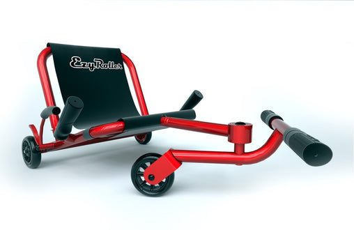 Ezyroller - Billy Cart Ride-On Classic Red