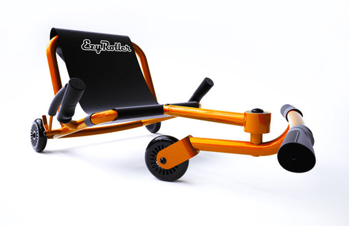 EzyRoller Billy Cart Ride-On Orange