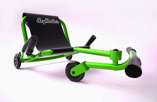 EzyRoller - Billy Cart Ride-On Classic Lime Green