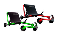 EzyRoller - Billy Cart Ride-On PRO Red & Green