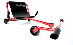 EzyRoller - Billy Cart Ride-On PRO Red