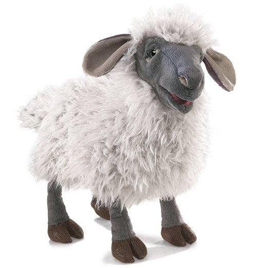 Folkmanis Puppet - Bleating Sheep FM3058 2