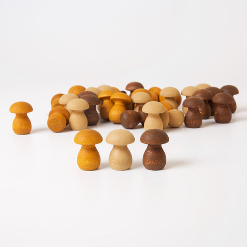 Grapat Mandala Mushrooms 36 pieces