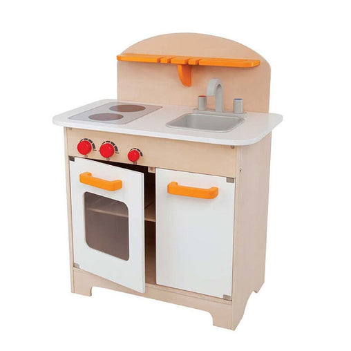 Hape - Wooden Gourmet Role Play Kitchen 3