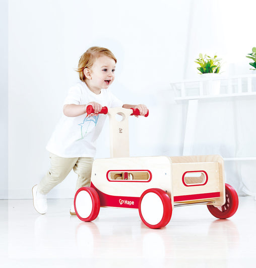 Hape - Wonder Wagon Push