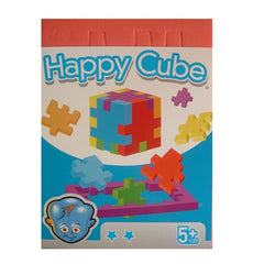 Happy Cube 2 & 3D Foam Puzzle Packaging