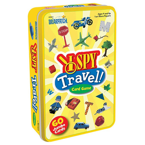 Briarpatch I Spy Travel Card Game Tin